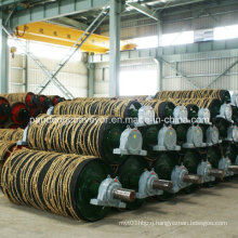 Belt Conveyor Transmission Pulley / Transmission Drum /Steel Drum